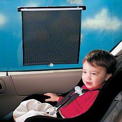 Jeep Window Roller Shade