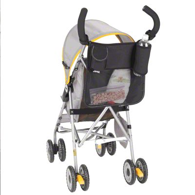 Jeep Attachable Stroller Tote Bag