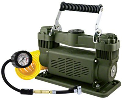 Q Industries MV89G Air Compressor
