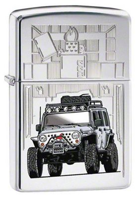West Coast Customs Zippo Jeep Wrangler Lighter