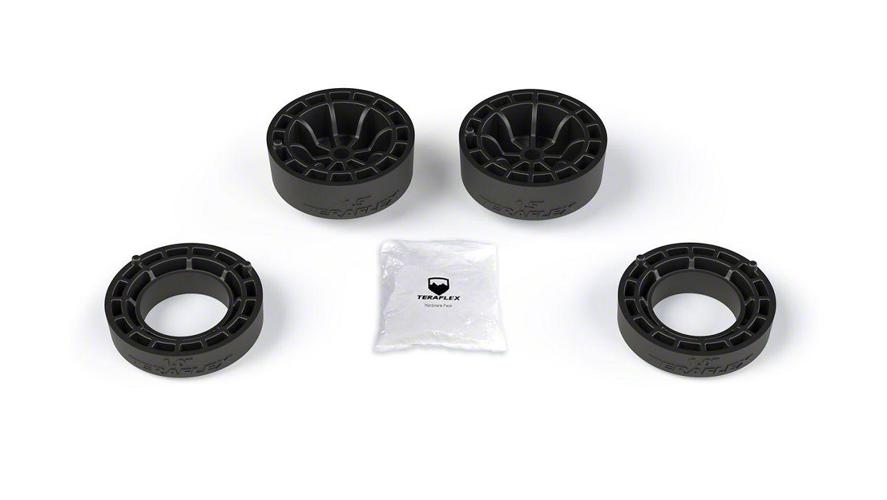 Teraflex 1.5 in. Performance Spacer Lift Kit (18-19 Jeep Wrangler JL 2 Door)