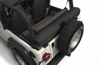 Clover Patch Window Roll (87-06 Jeep Wrangler YJ & TJ)