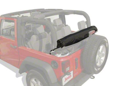 Clover Patch Window Roll (07-18 Jeep Wrangler JK 2 Door)
