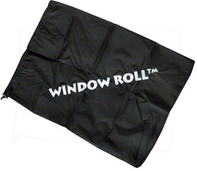 Clover Patch Window Roll Storage Bag