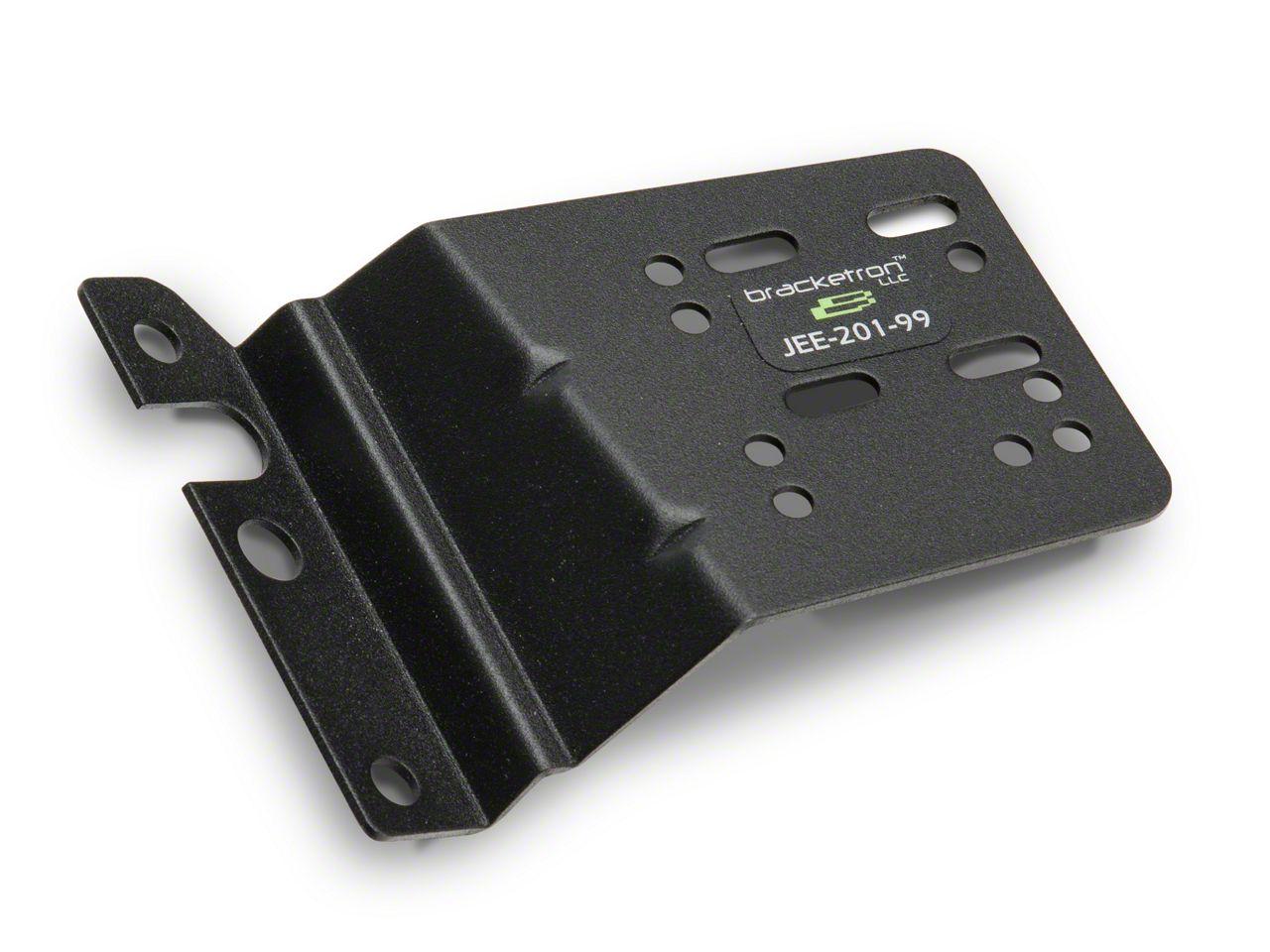Bracketron Mobile Device Custom Bezel Mount (99-04 Jeep Grand Cherokee)