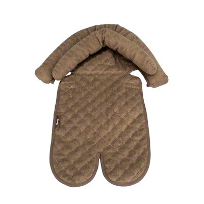 Jeep Infant Head Support for Car Seat or Stroller - Brown