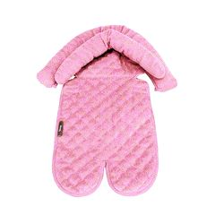 Jeep Infant Head Support for Car Seat or Stroller - Pink