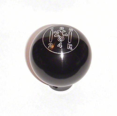 RockNob Billet Bulb 5-Speed Shift Knob (87-04 Jeep Wrangler YJ & TJ)