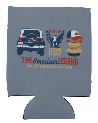 The American Legend Koozie