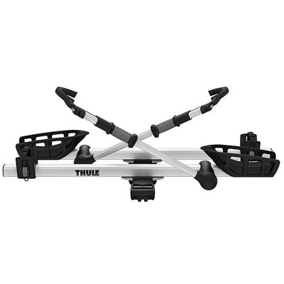 Thule 1.25 in. Receiver Hitch PRO Bike Carrier - Carries 2 Bikes (87-19 Jeep Wrangler YJ, TJ, JK & JL)