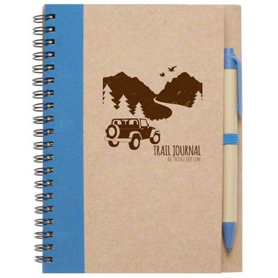 Trail Journal Notebook