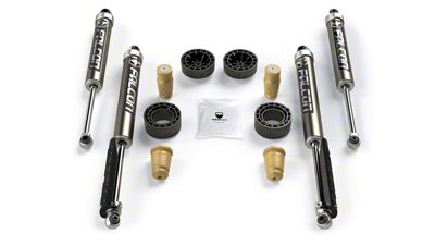 Teraflex 1.5 in. Sport S/T1 Suspension Lift Kit w/ 2.1 Falcon Shocks (18-19 Jeep Wrangler JL 4 Door)