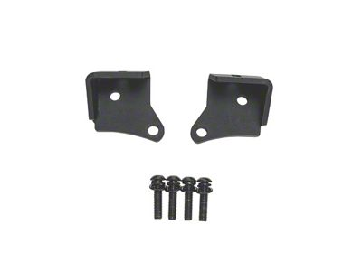 Havoc Offroad A-Pillar Light Mounting Brackets (07-18 Jeep Wrangler JK)