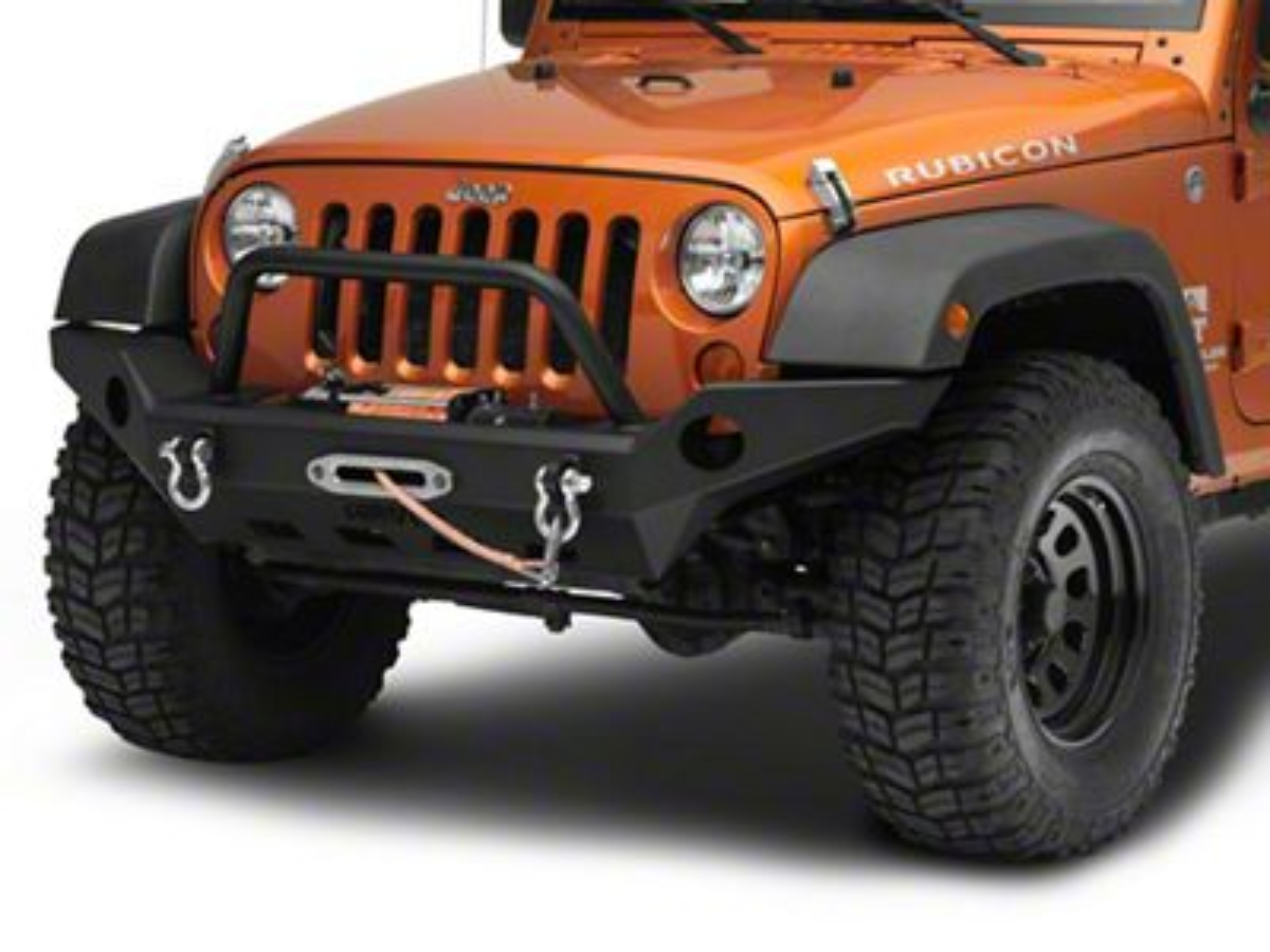 Havoc Offroad GEN 2 Claw Hammer Full Width Front Bumper (07-18 Jeep Wrangler JK)