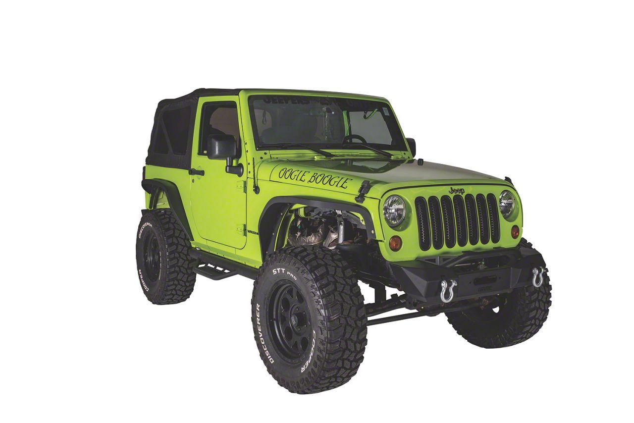 Havoc Offroad Venom Fenders (07-18 Jeep Wrangler JK)