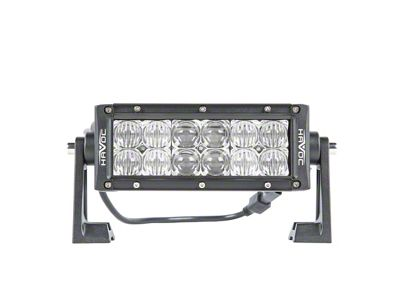 Havoc Offroad 6 in. Trail Series Dual Row LED Light Bar