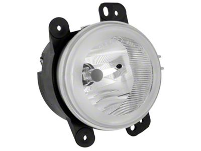 Omix-ADA Fog Light Assembly (07-09 Jeep Wrangler JK)