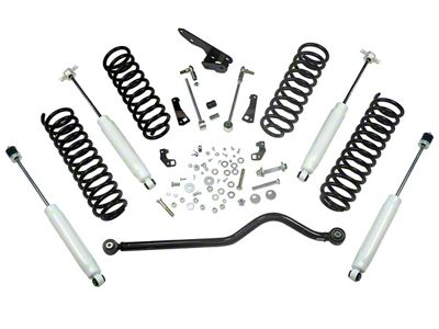 RLT 4 in. Suspension Lift Kit (07-18 Jeep Wrangler JK 4 Door)