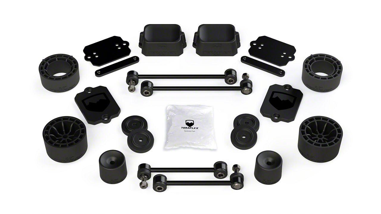 Teraflex 2.5 in. Performance Spacer Lift Kit (18-19 Jeep Wrangler JL 2 Door, Excluding Rubicon)