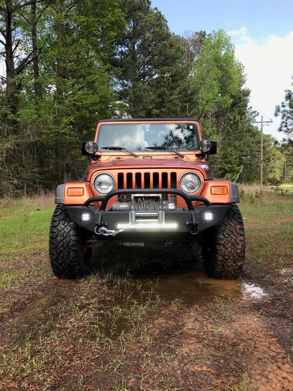 Pre-Runner Front Bumper (97-06 Jeep Wrangler TJ)