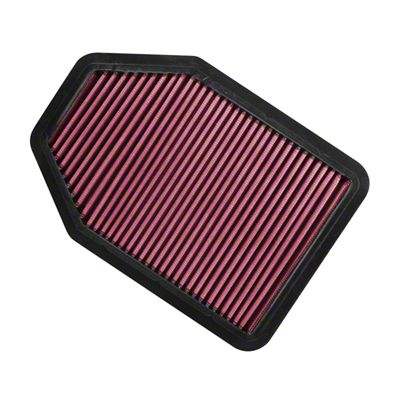 Flowmaster Delta Force OE-Style Replacement Air Filter (07-18 Jeep Wrangler JK)