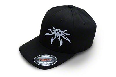 Poison Spyder FlexFit Hat - Black
