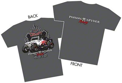 Poison Spyder Men's Racing T-Shirt