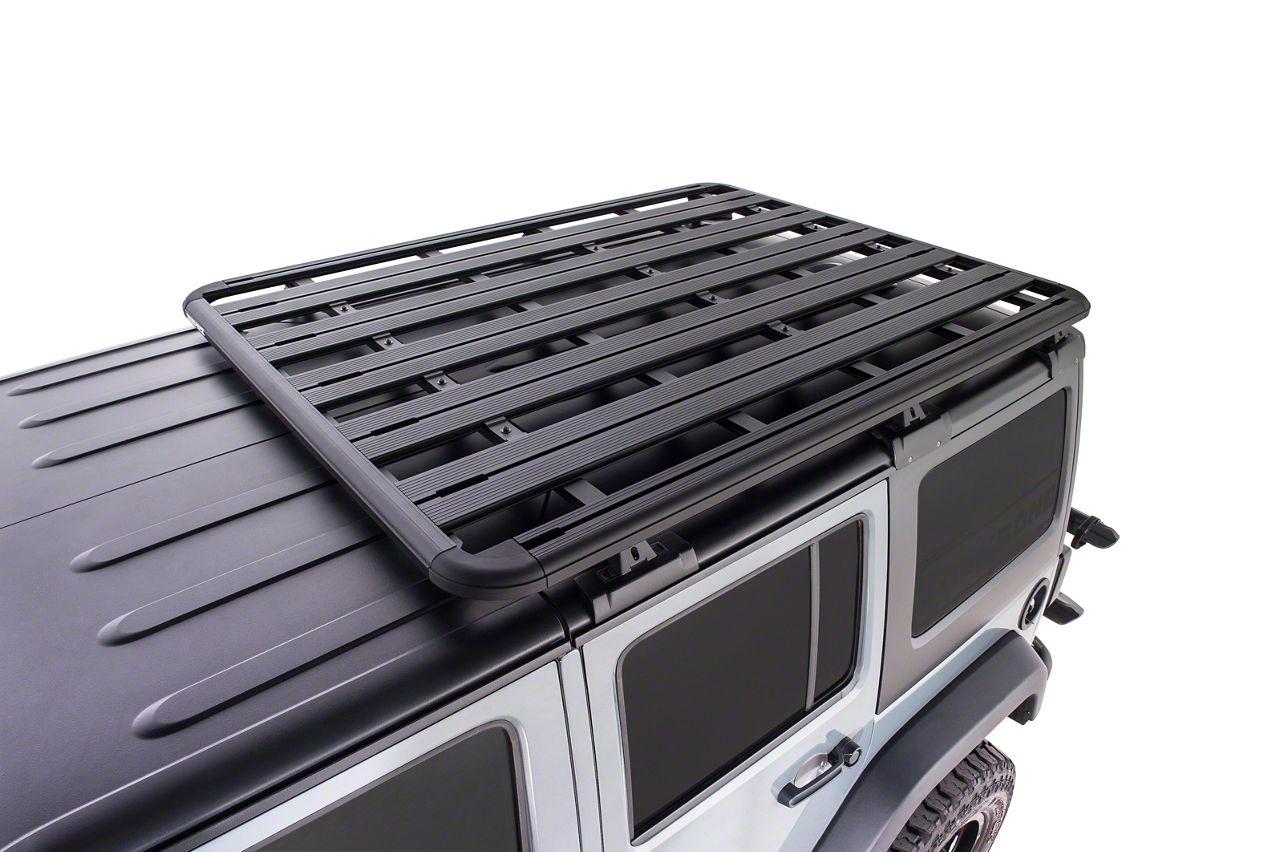 Rhino-Rack Pioneer Platform (07-18 Jeep Wrangler JK 4 Door)