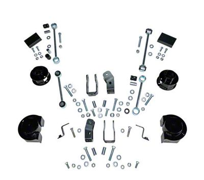 Mammoth 2.5 in. Suspension Lift Kit (18-19 Jeep Wrangler JL 4 Door)