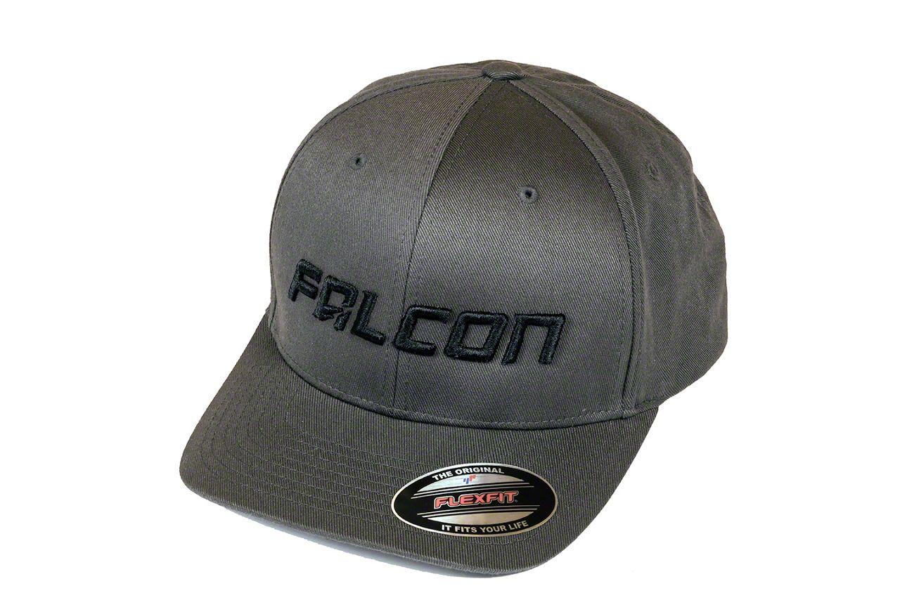 Teraflex Falcon Premium FlexFit Hat - Dark Gray
