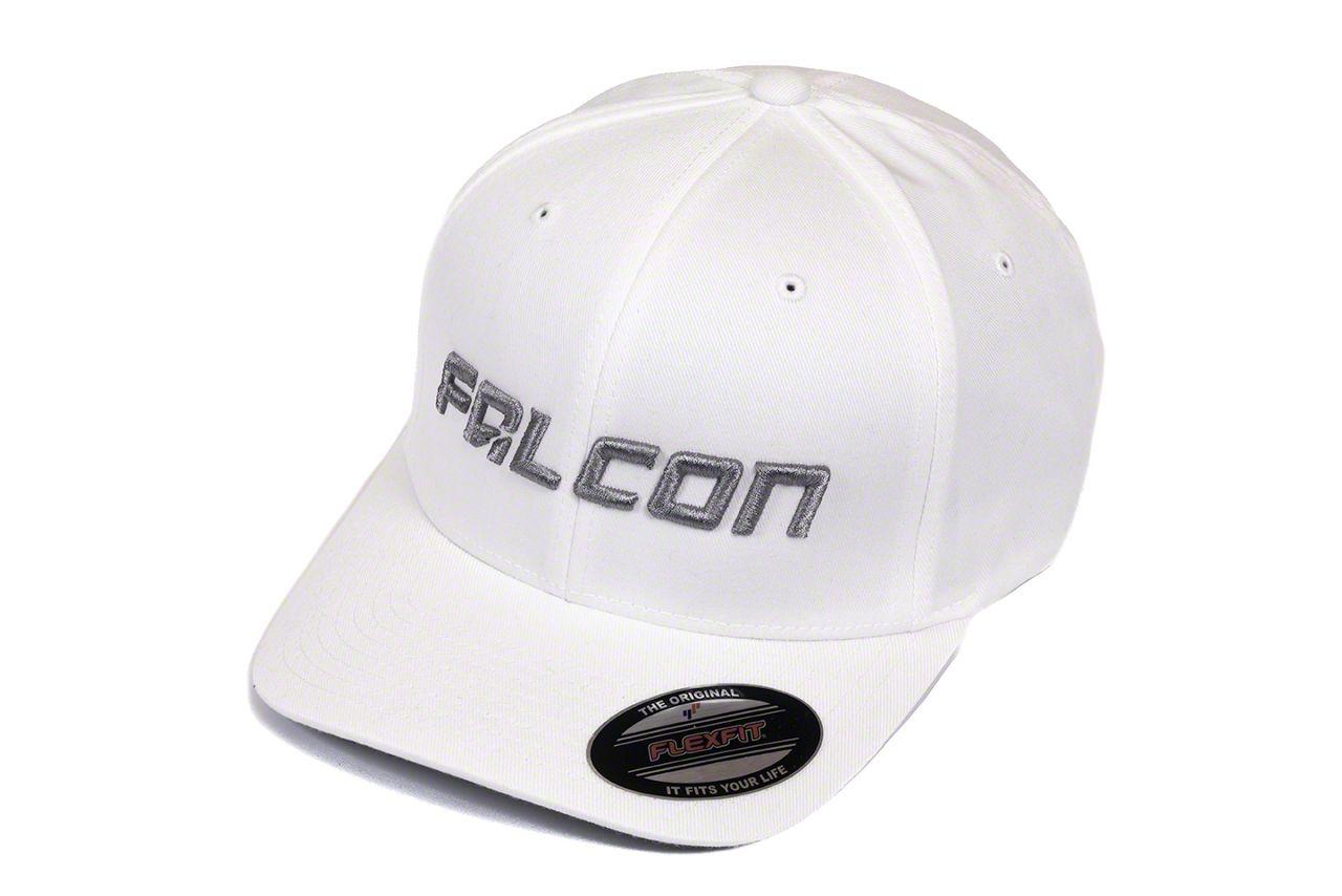 Teraflex Falcon Premium FlexFit Hat - White