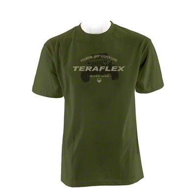 Teraflex Men's Original Brand T-Shirt