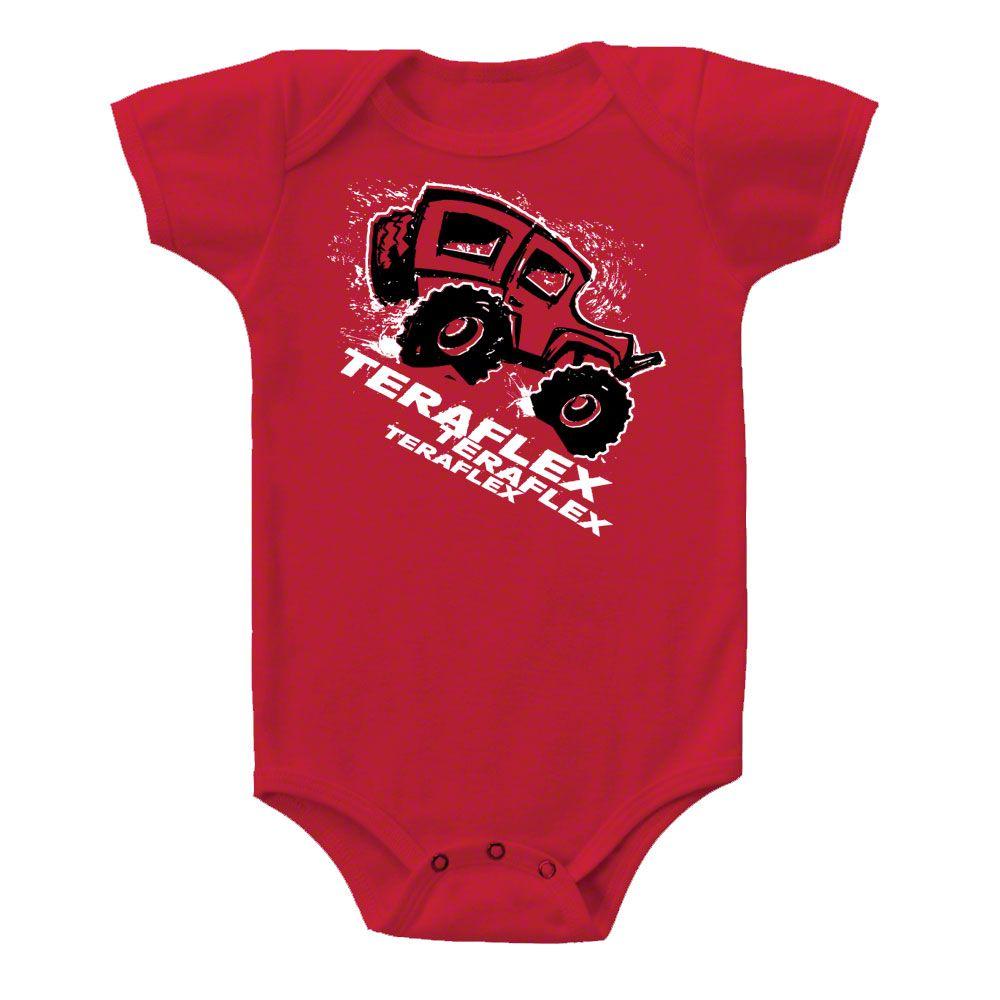 Teraflex Baby Onesie - 12 - 24 Months