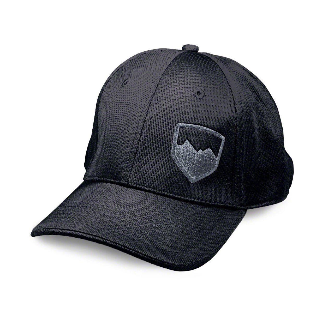 Teraflex Pro Style Stretch Hat - Black