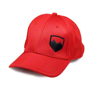 Teraflex Pro Style Stretch Hat - Red