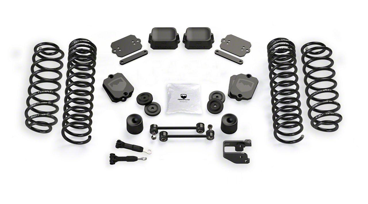 Teraflex 3.5 in. Base Suspension Lift Kit (18-19 Jeep Wrangler JL 2 Door)