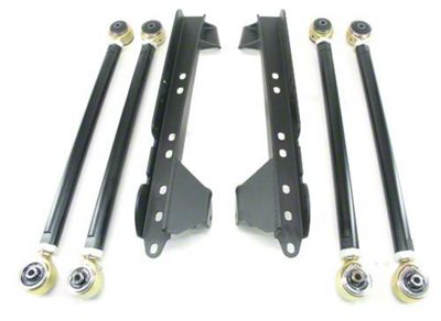Teraflex Long Arm Upgrade Kit w/o Shocks (97-06 Jeep Wrangler TJ)