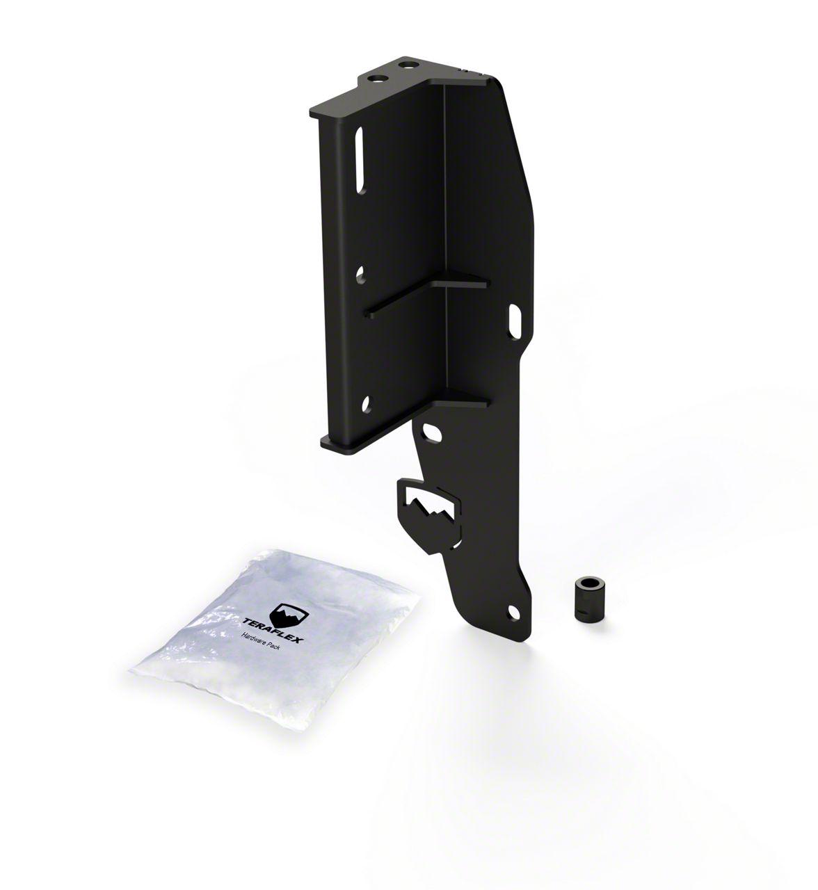 Teraflex Hi-Lift Jack Mount Kit (18-19 Jeep Wrangler JL)