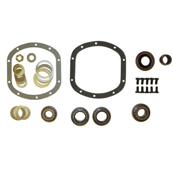 Omix-ADA Master Rebuild Kit for Dana 30 w/o Vacuum Disconnect (97-12 Jeep Wrangler TJ & JK)