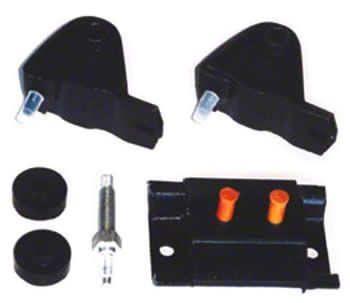 Omix-ADA Engine Mount Kit (87-90 2.5L Jeep Wrangler YJ)