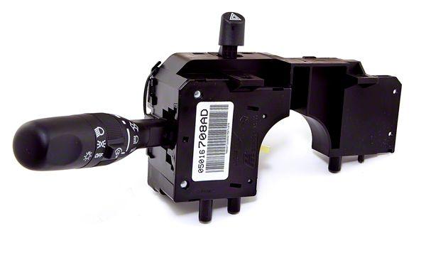 Omix-ADA Multi Function Headlight Switch (01-06 Jeep Wrangler TJ)