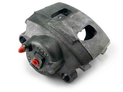 Omix-ADA Disc Brake Caliper - Left Front (90-06 Jeep Wrangler YJ & TJ)