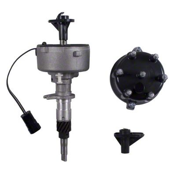 Omix-ADA New Distributor w/ Cap & Rotor for 4.0L (91-93 Jeep Wrangler YJ)