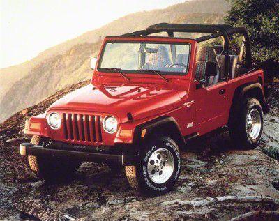 Omix-ADA OE Style Front Bumper - Black (97-06 Jeep Wrangler TJ)