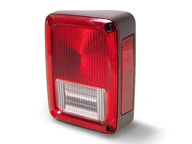 Omix-ADA Passenger Side Tail Light (07-18 Jeep Wrangler JK)