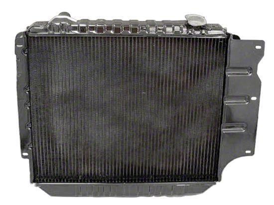 Omix-ADA Radiator (87-91 Jeep Wrangler YJ)