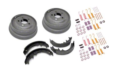 Omix-ADA Rear 10x1.75 Drum Brake Service Kit (87-89 Jeep Wrangler YJ w/ Dana 35)