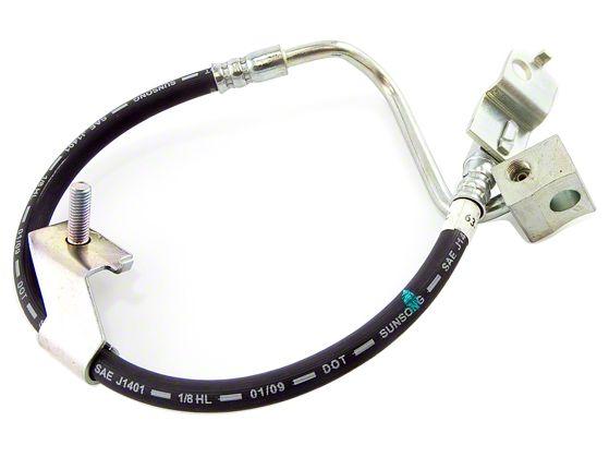 Omix-ADA Rear Brake Hose (97-18 Jeep Wrangler TJ & JK)