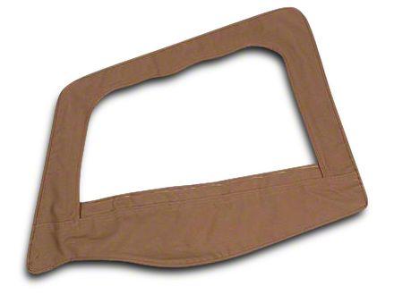 Smittybilt OEM Replacement Soft Top w/ Tinted Windows - Denim Spice (87-95 Jeep Wrangler YJ w/ Half Doors)