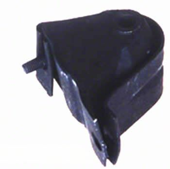 Omix-ADA Rubber Engine Mount - Left or Right (87-90 2.5L Jeep Wrangler YJ)
